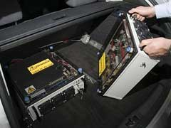 Electric Car Batteries Technology