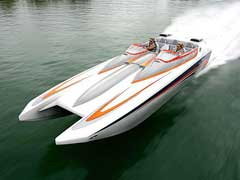 Power Boat Manufacturers