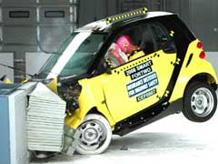 Car Crash Test Ratings