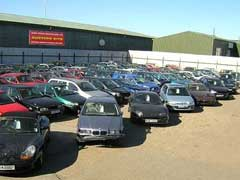Salvage Car Auctions