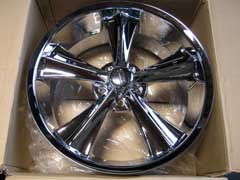 Muscle Car Rims