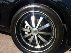 Rim And Tire Packages