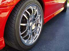 Chrome Rims For Sale