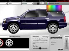 Wheel Visualizer Software