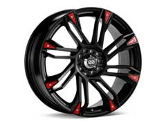 Black Car Rims
