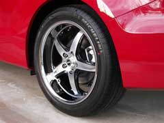 Honda Accord Rims